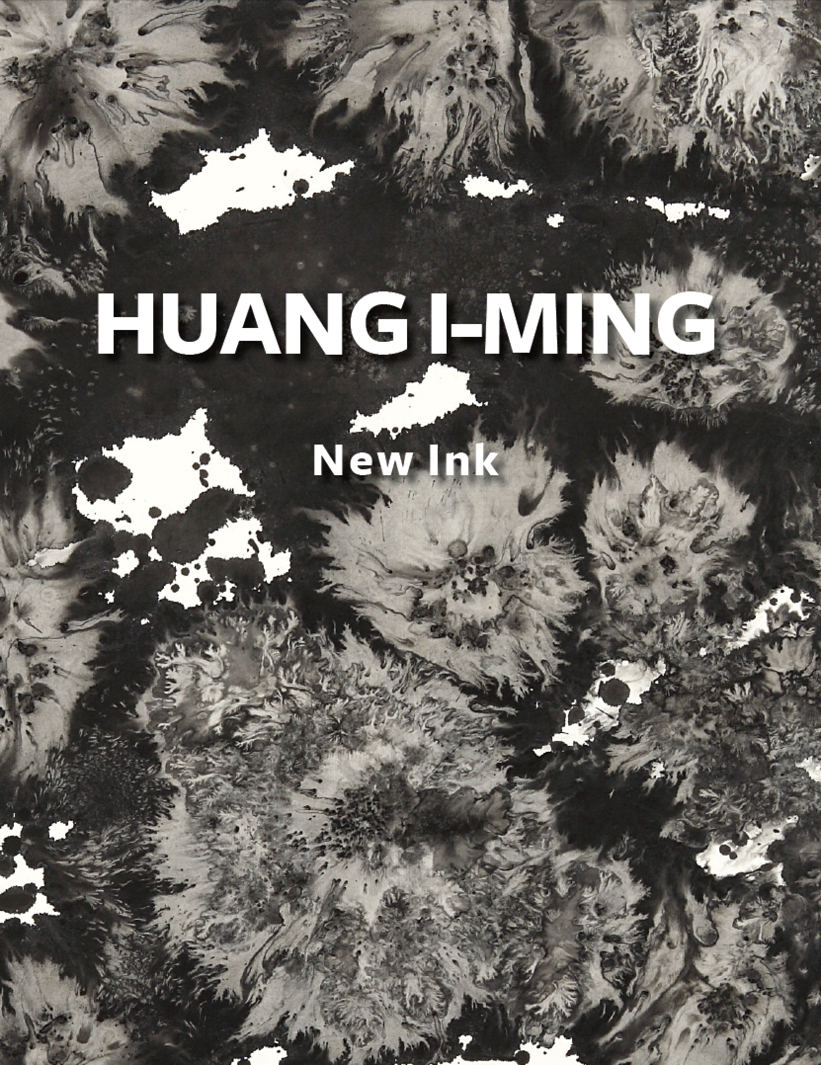 Huang I-Ming: New Ink Catalog now available